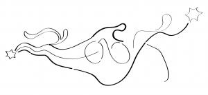 Triathlon Piktogramm