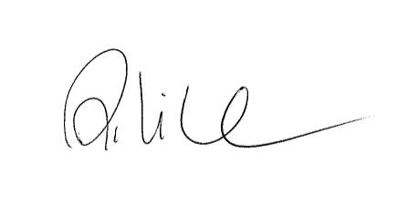 Unterschrift Anja Schillhaneck