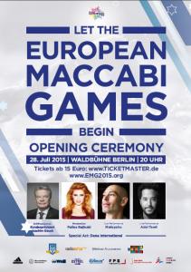 Plakat Opening